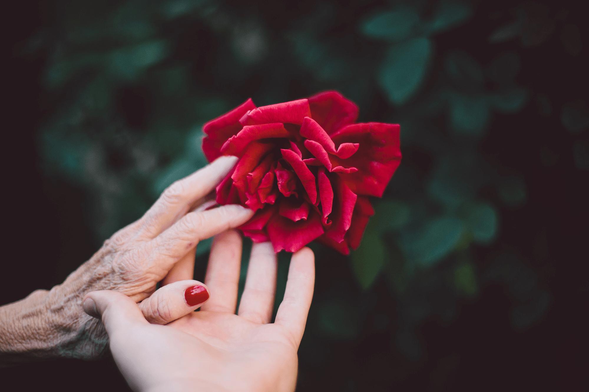 from fear to joyful aging