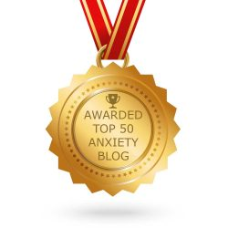 Dr. Friedmann awarded top 50 anxiety blog