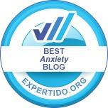 Dr. Friedmann awarded best anxiety blog